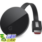 [106美國直購] 一年保 Google Chromecast Ultra   4K UHD HDR 電視棒 串流播放