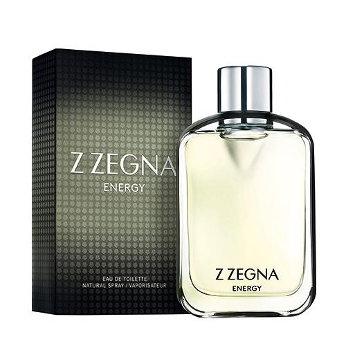 【Ermenegildo Zegna 傑尼亞】ENERGY 鋒鋩 男性淡香水 100ml