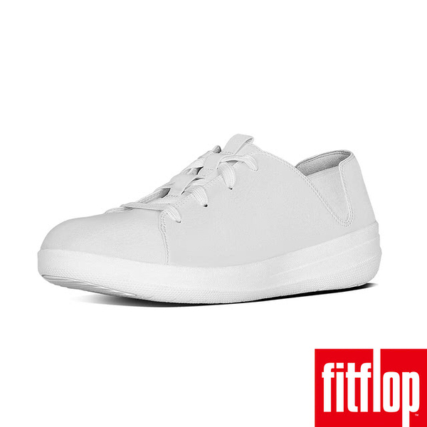 【FitFlop】F-SPORTY TM LACE-UP SNEAKER(都會白)