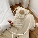 手機包 百搭ins女士小包包2021秋冬流行新款潮時尚斜背包網紅簡約手機包 伊蘿