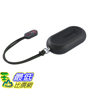 [8美國直購] resqme Inc 01.900.02 隨身防狼警報器 defendme Lifesaver Personal alarm 120dB