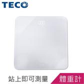 TECO東元LED魔術體重計 XYFWT702