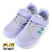 New Balance 996 魔鬼氈 運動鞋 中大童 紫 NO.R6887(YV996ULV)