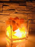 創意喂奶小夜燈可調光喜馬拉雅水晶鹽燈負離子礦物床頭婚慶風水燈 迎中秋全館85折