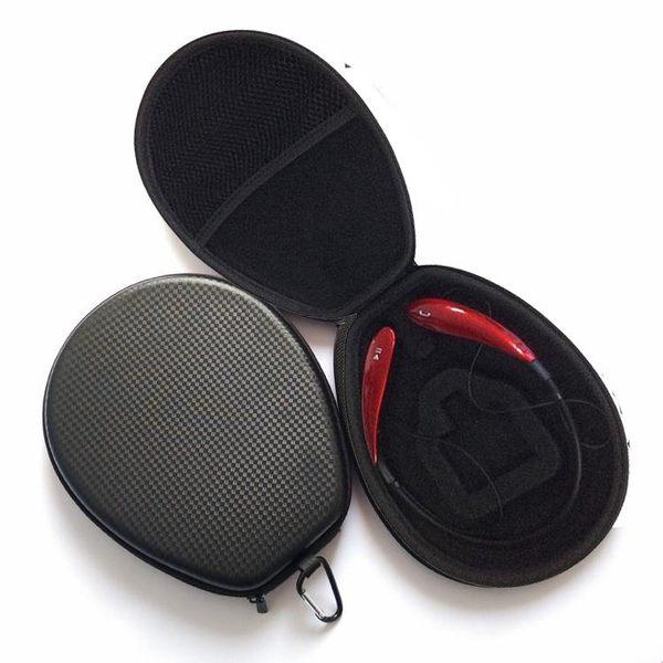 SONY索尼MDR-EX750BT XB70 WI-C400 1000X頸掛藍牙耳機包LG收納盒