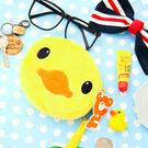 黃色小鴨圓形拉鍊包零錢包 黃鴨 小鴨 Rubber Duck  吊飾 卡夾  悠遊卡 鑰匙