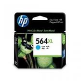HP CB323WA No.564XL 藍色染料墨