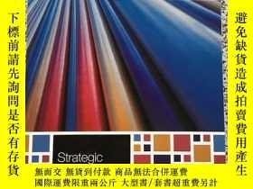 二手書博民逛書店global罕見edition strategic manage