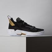 Nike Jordan Why Not Zer0.4 PF 男款 黑 金 包覆 避震 運動 籃球鞋 CQ4231-001