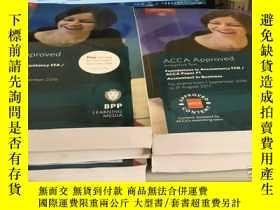 二手書博民逛書店acca罕見approved 1-5Y280165 出版2017