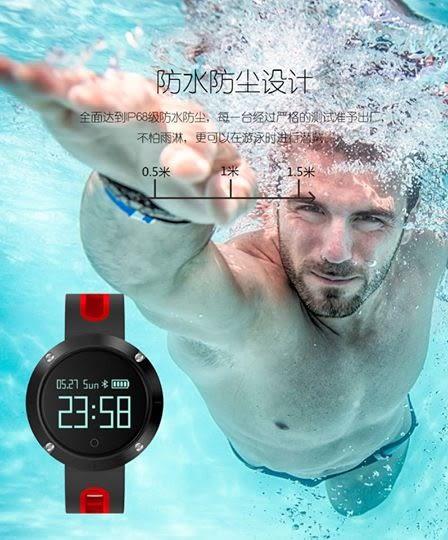 運動手錶 血壓血氧心率 可游泳配戴 大屏幕智慧手錶 卡路里顯示 睡眠監測 運動模式 支援line信息