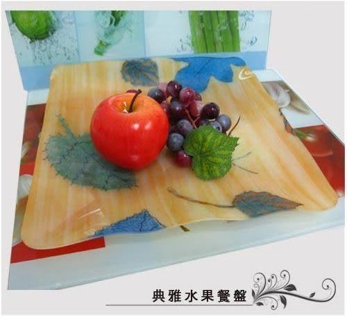 [AWANA]典雅水果餐盤4入(隨機)