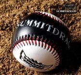 summitdragon雙色凹凸標軟式棒球家庭訓練專業實心練習LK1686『黑色妹妹』