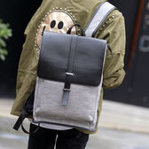韓版後背包 男雙肩包 可放14吋筆電【非凡上品】x1109