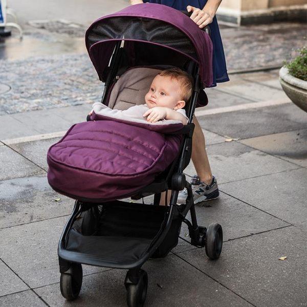 嬰兒睡袋秋防風保暖加厚加絨推車腳套 JD1048 【3C環球數位館】