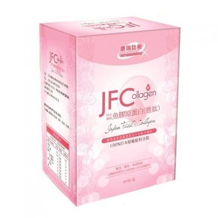 【康瑞肽樂】JFC魚膠原蛋白(胜肽)(60包/盒)
