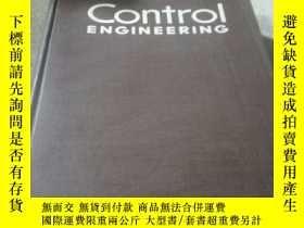 二手書博民逛書店CONTROL罕見ENGINEERING(控制工程)1957 v