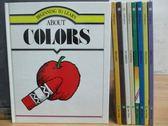 【書寶二手書T3/語言學習_MGH】Colors_Shapes_Numbers_Smelling等_共9本合售