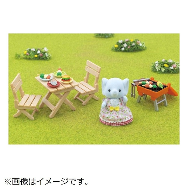 《 森林家族 》大象姐姐野餐組 / JOYBUS玩具百貨