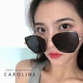 《Caroline》年度最新網紅款潮流行百搭抗UV時尚太陽眼鏡 72550
