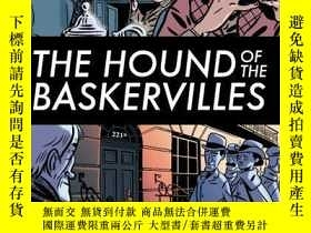 二手書博民逛書店The罕見Hound Of The Baskervilles (illustrated Classics)Y2