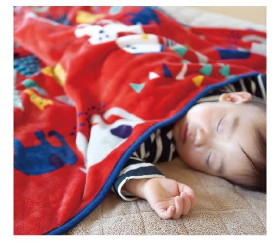 保暖毯子 兒童 日本進口 Sloth Woo 絨布 超可愛森林動物 送禮首選 辦公室小物 M (五款)