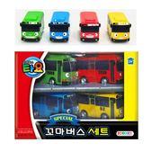 TAYO小巴士  4件組-TT72250  原廠公司貨