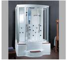 【麗室衛浴】淋浴蒸氣房 S-115  1400*900*2150mm