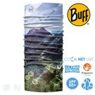 西班牙BUFF 魔術頭巾 COOLNET 抗UV頭巾 台灣五嶽系列 玉山 124439-555 圍巾 領巾 口罩 OUTDOOR NICE