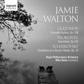 【停看聽音響唱片】【CD】俄羅斯大提琴與管絃樂作品集