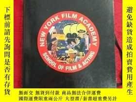 二手書博民逛書店NEW罕見YORK FILM ACADEMYY146690