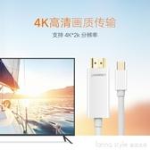 mini dp轉hdmi高清線4k3d適用蘋果筆記本電腦轉接頭電視顯示器屏投影儀 LannaS
