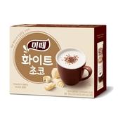 韓國 Mitte 熱可可飲(白巧克力) 30gx10T 【庫奇小舖】
