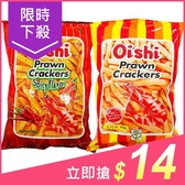 菲律賓 Oishi 辣味蝦餅/蝦餅 (60g) 款式可選【小三美日】$15