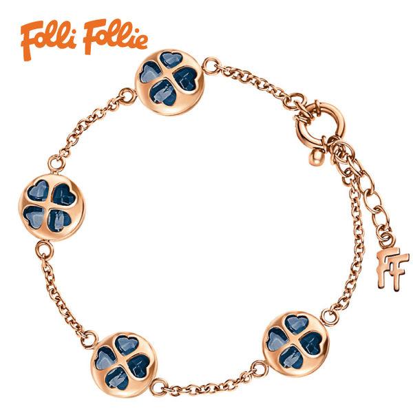 Folli Follie Heart4Heart Win系列手鍊