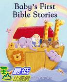 106 美國直購2017 美國暢銷兒童書Baby s First Bible Storie