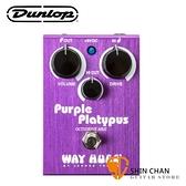 Dunlop WHE800 破音效果器【Purple Platypus/OctiDrive MKII/Way Huge/WHE-800】