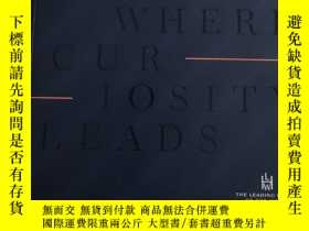 二手書博民逛書店WHERE罕見CUR IOSITY LEADS LHW 2017