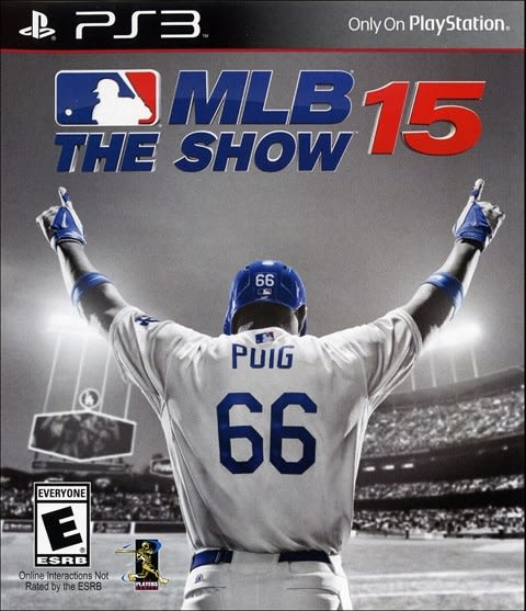 PS3 MLB 15: The Show 美國職棒大聯盟 15(美版代購)