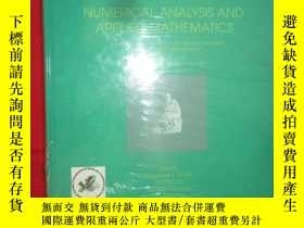 二手書博民逛書店Numerical罕見Analysis and Applied