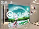 屏風隔斷時尚玄關客廳現代簡約折屏 180*40 Fpkx15