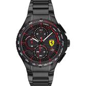 Scuderia Ferrari 法拉利 RedRev Evo 計時手錶 FA0830730