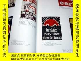 二手書博民逛書店Propaganda罕見Poster Collection in World War I book japan a