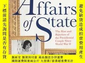 二手書博民逛書店AFFAIRS罕見OF STATE(精裝、內有少許彩筆下劃線、如