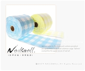彩色卸甲油卷巾隨機出色 卸指甲油 多功能美容巾《NailsMall美甲美睫批發》