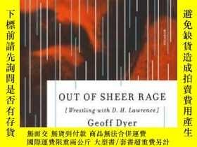 二手書博民逛書店Out罕見Of Sheer RageY255562 Geoff Dyer Picador 出版2009