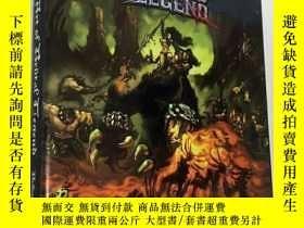 二手書博民逛書店The罕見Art of Brutal Legend 殘酷傳說的藝