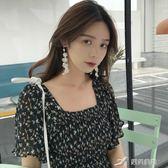 韓國時尚氣質百搭飾品彩色撞色簡約鏤空三角幾何菱形耳釘耳環E084 七夕好康