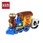 【日本正版】TOMICA 胡迪 蒸汽船造型 小汽車 玩具總動員4 Disney Motors 多美小汽車 - 132844