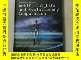 二手書博民逛書店Artificial罕見Life and Evolutionar